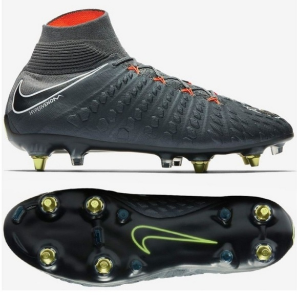 b4e966709 Nike Hypervenom Phantom ELITE SG-PR0 Soccer Cleats